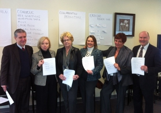 - Facilitated Rockland County, NY's county leaders to found the Multi-Agency Collaboration for Safe and Healthy Youth. Helped the partnership establish a unique