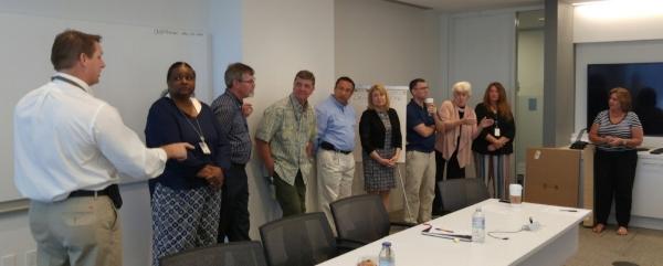 Designed and led strategic leadership retreat for SAMHSA's Regional Administrators.