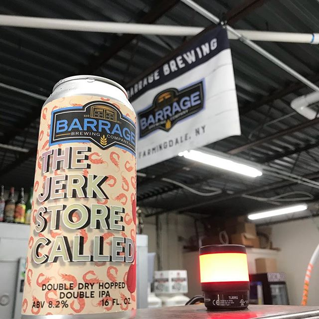 They're running out of you! @barragebrew