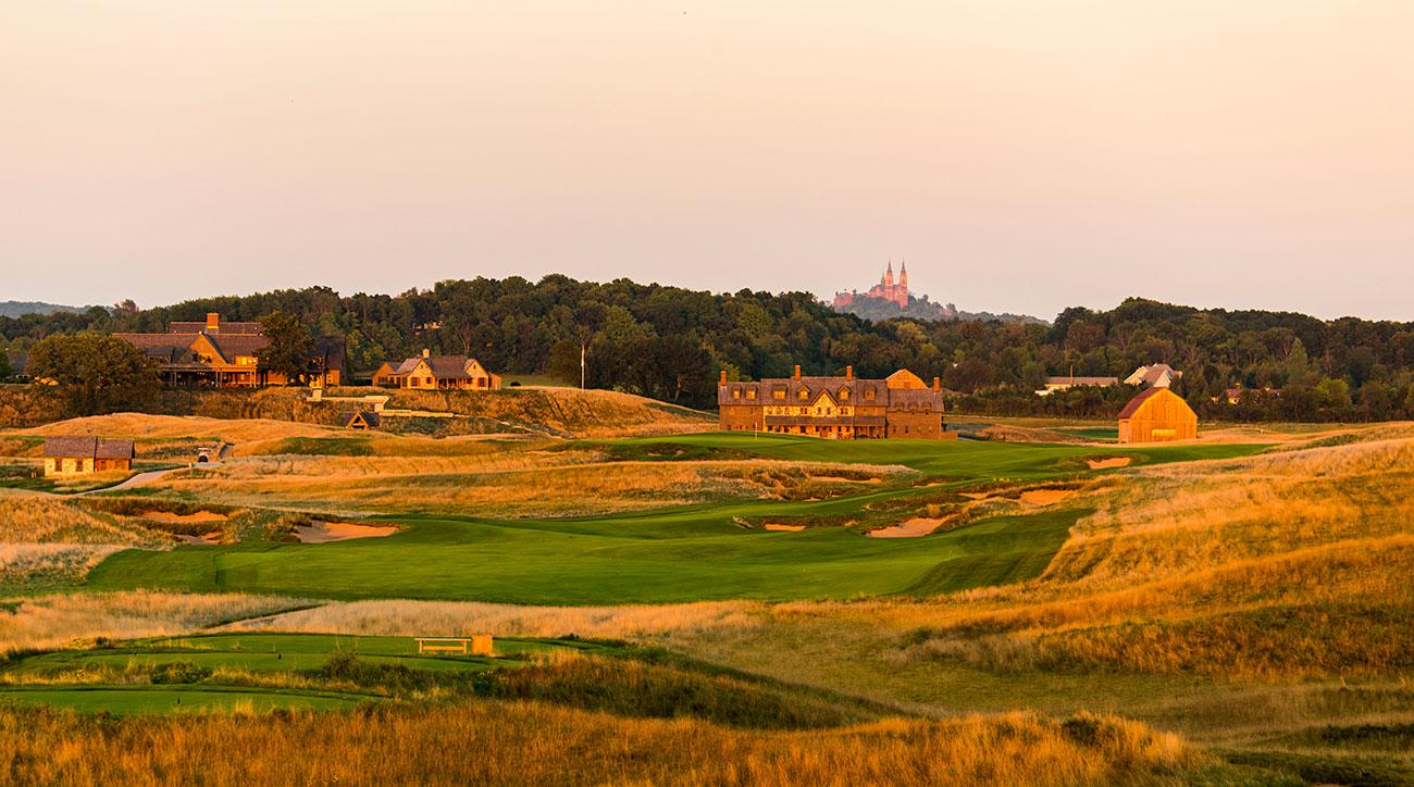 Erin Hills - True to the spirit and tradition of the U.S. Open,Erin Hills is an amazing venue for championship golf, worthy of identifying the game's very best.