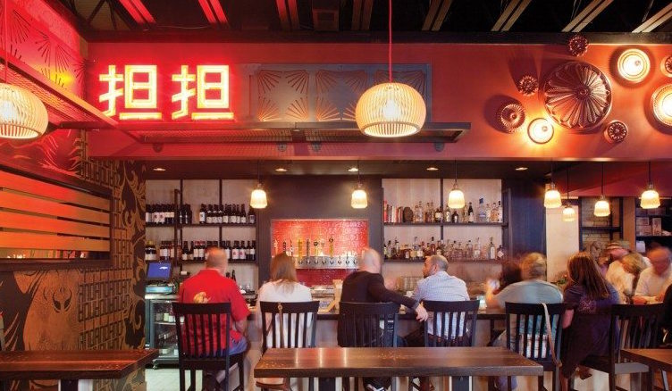 DanDan - Chinese soul with a Midwestern sensibility with flavorful, playful and seasonal options.The menu holds respectful renditions of Chinese-American classics (and some traditional Chinese dishes), mindful of details that can make a dish.