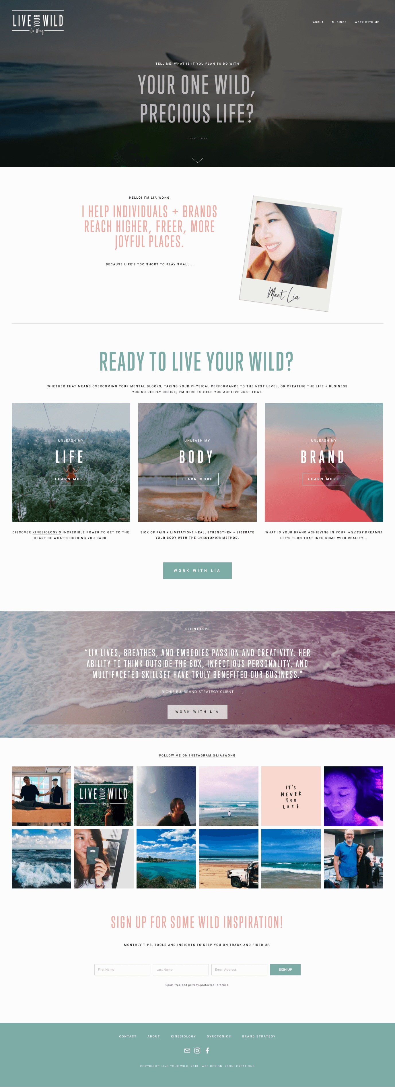 live your wild zeoni creations web design.png