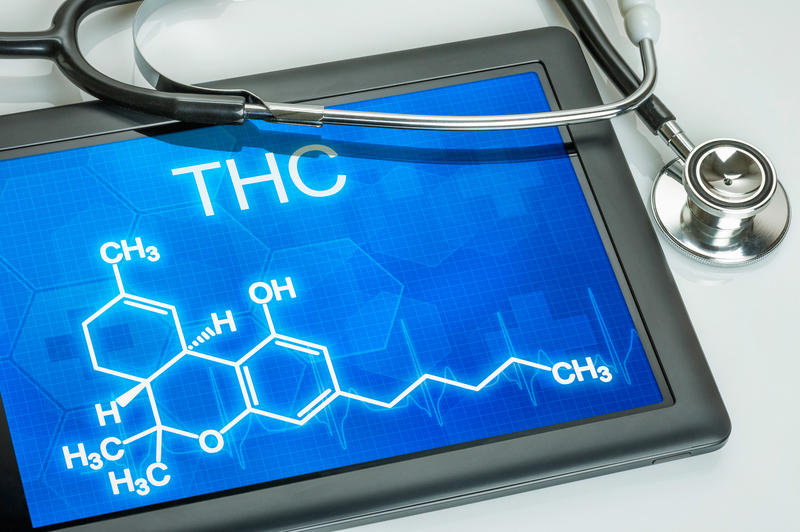 Tetrahydrocannabinol (THC) has psychoactive traits and does affect the mind and behavior.It is used to treat appetite loss and nausea as well as control pain and inflammation, treat problems with muscle control, control glaucoma, and treat a variety of other conditions. -