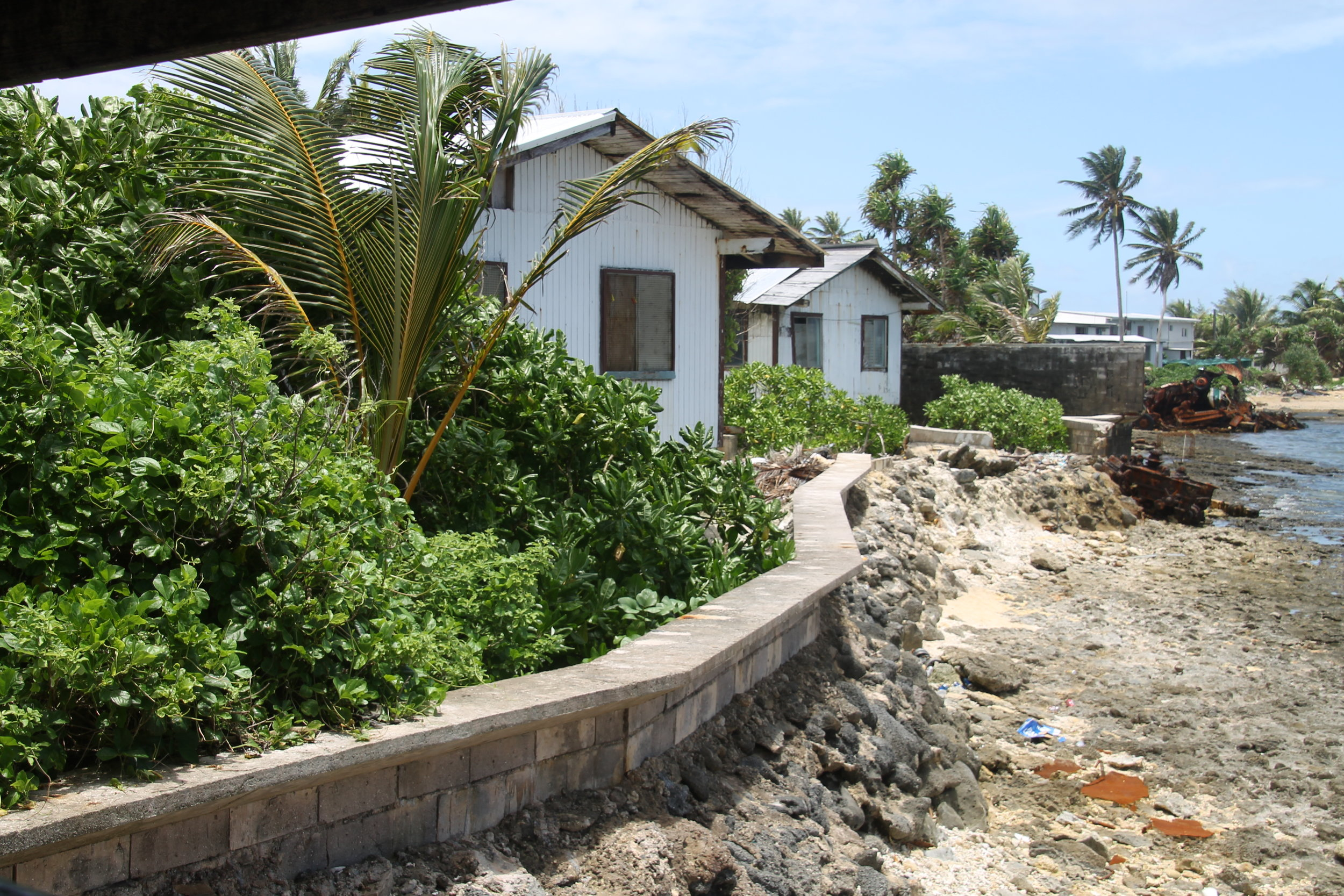 Climate-Induced Migration & the Compact of Free Association - Limitations and Opportunities for the Citizens of the Republic of the Marshall Islands