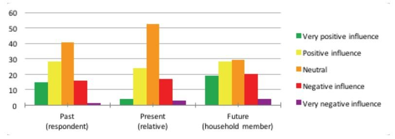 Source: Household survey. Graph by the authors.