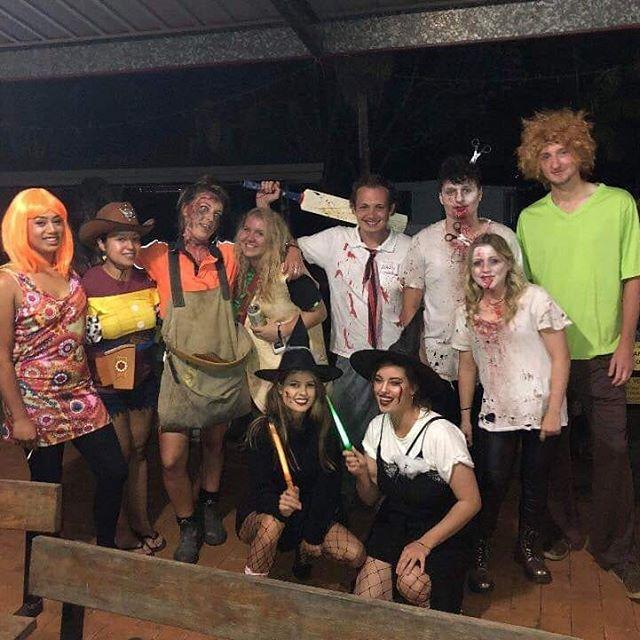 Early Halloween fun. #FarmgateFamily #fun #88days #qld