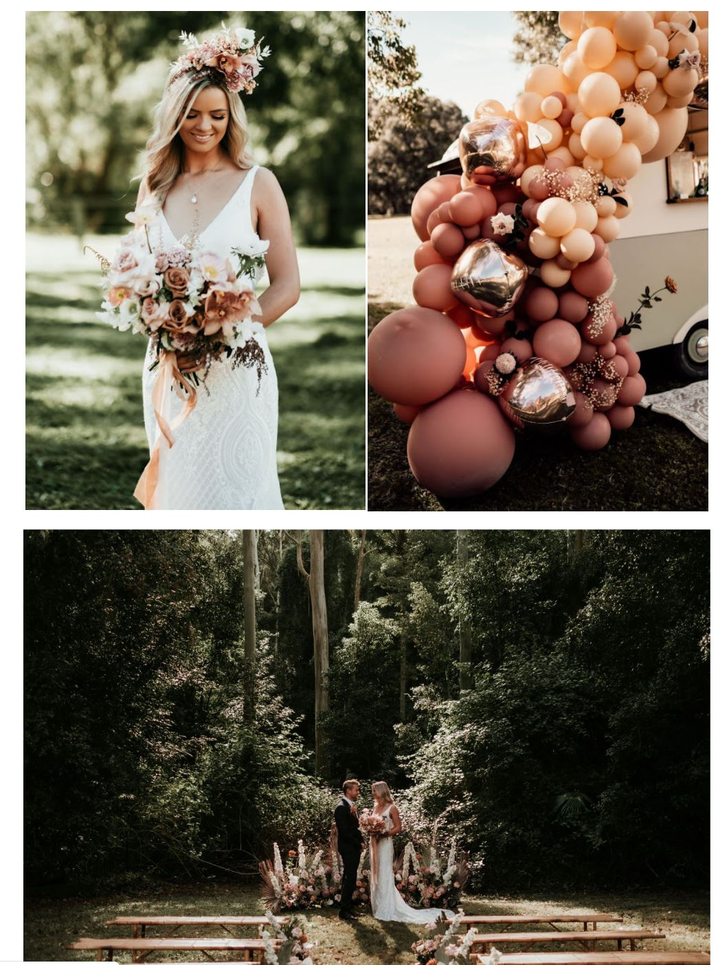 To the Aisle Australia - Our gorgeous Autumn styled shoot at Bidja estate was featured on To the Aisle Australia's latest Wedding Blog.See more here