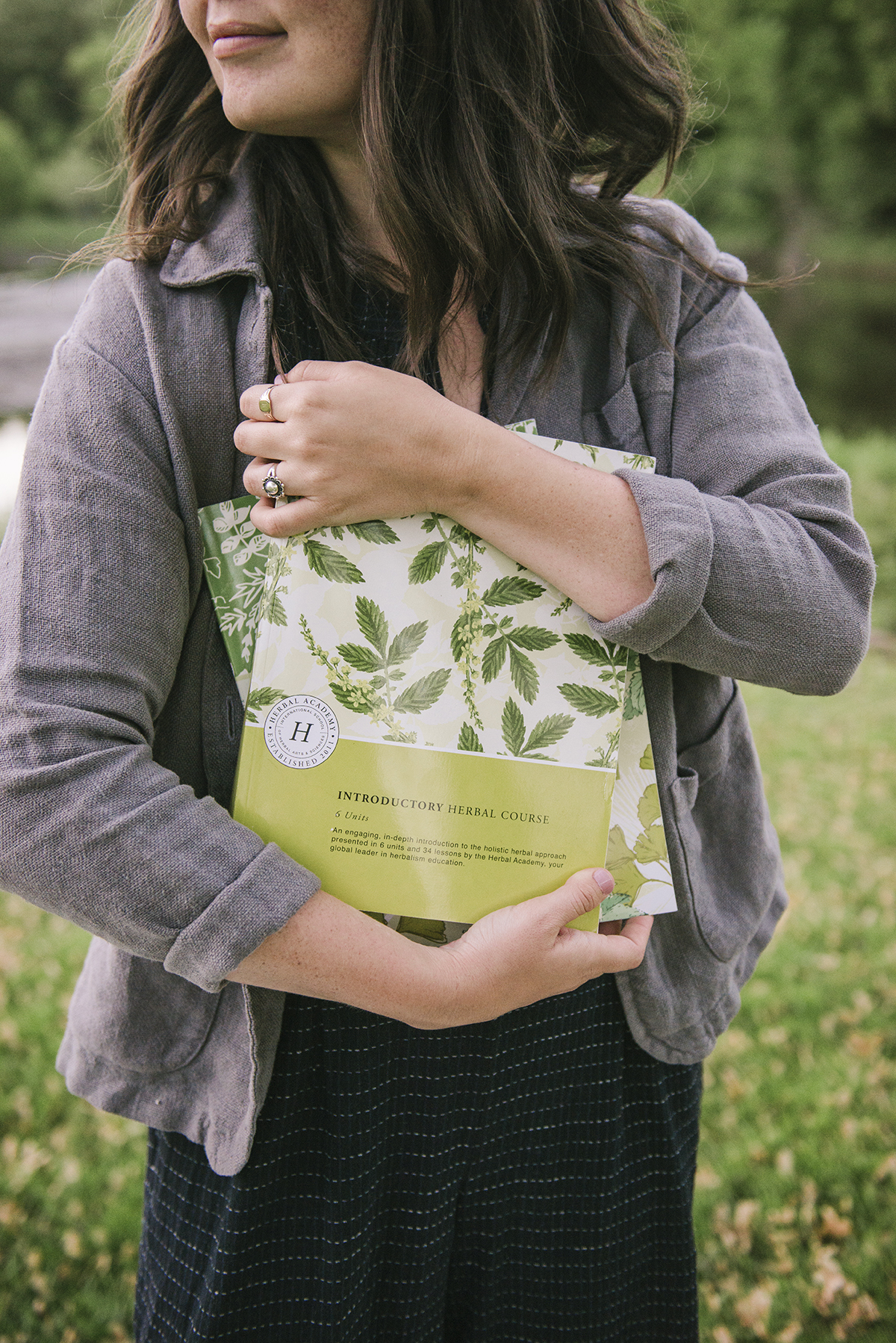 Back to school photos - Herbal Academy herbal textbooks (1).jpg