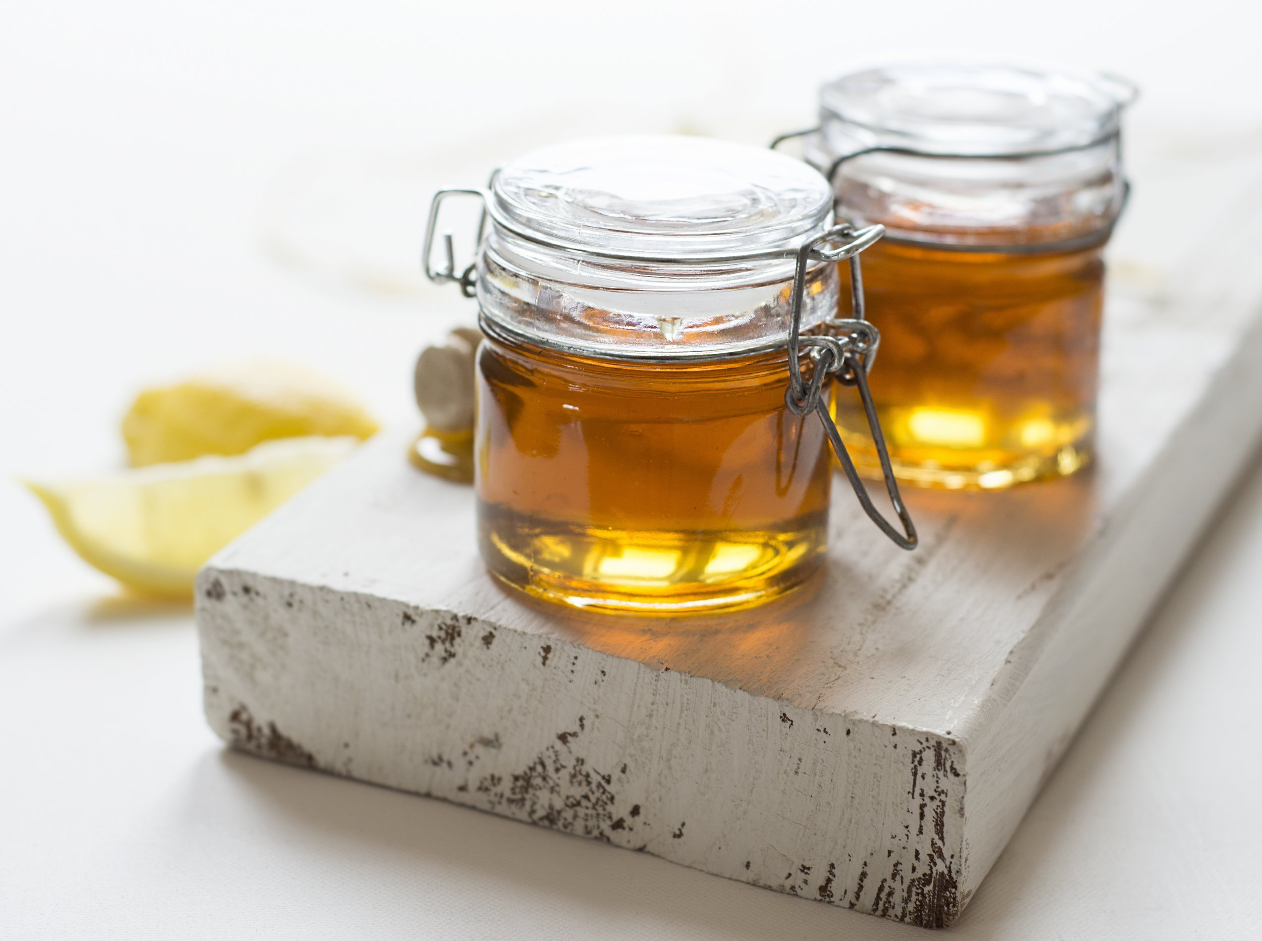 Lavender Earl Grey Simple Syrup - You're welcome.