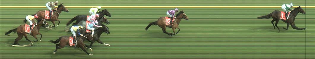 Caulfield Race 6 No.3 Extra Brut @ $2.25 (2.5 UNITS WIN).  NB: Is rock hard fit and the stable is extremely confident. Money consistently all week.   Result : Unplaced at SP 2.30. Ridden hard just before the turn as pace slowed a bit. Unable to make up appropriate ground and finished where it was about all race. Outcome -2.50 Units.