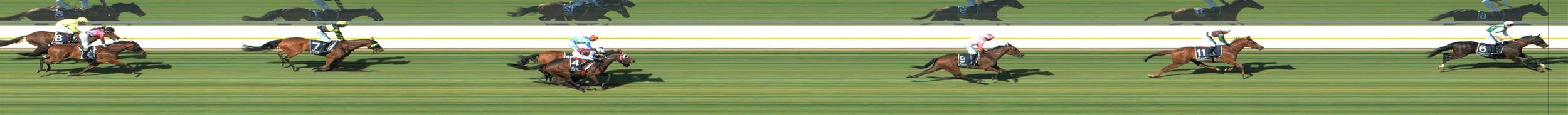 Warrnambool Race 8 No.4 Truly High @ $4.80 (1.32 UNITS WIN)   Result : 4th at SP $7.50. Eventual winner, High Mode, made its move on the home turn and entering the straight had it won as the others were too far back and off the bit chasing for minor placings. Outcome -1.32 Units  Warrnambool Race 8 No.8 Penthouse Playboy @ $3.20 (2.28 UNITS WIN).  NB: This is a 4600m race ... hopefully the typical Weir fitness prevails. John Allen started off as a jumps jockey, so is a great judge of pace. Probably worth the QQ here as well.   Result : Unplaced at SP $2.80. Eventual winner, High Mode, made its move on the home turn and entering the straight had it won as the others were too far back and off the bit chasing for minor placings. Outcome -1.32 Units