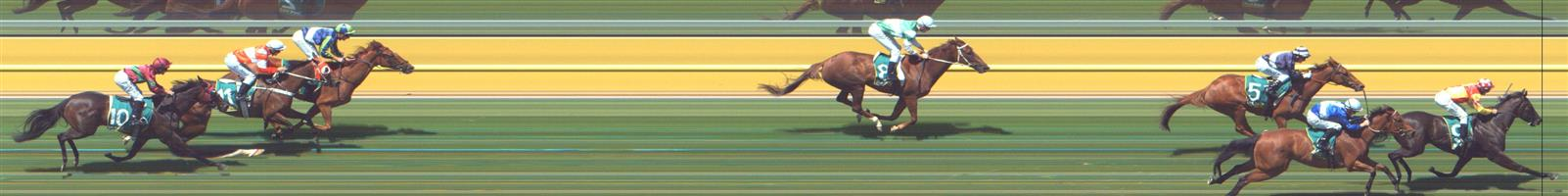 Kyneton Race 3 No.1 Croatian @ $6 (1 UNIT WIN)   Result:  Non Qualifier - 2nd at SP $11.00