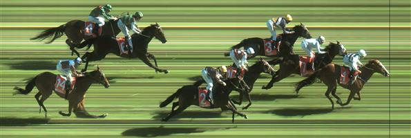 Caulfield Race 8 No.6 Casino Fourteen @ $3.70 (1.5 UNITS WIN)   Result : Unplaced at SP $3.30. Coming from outside the leader, took over on the turn but dropped back through the field in the last 100m or so. Outcome -1.50 Units
