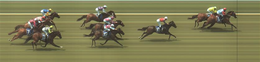 Warrnambool Race 2 No.9 Here De Fox @ $4.40 (1.5 UNITS WIN)   Result :  2nd  at SP $4.80. Sitting outside the lead, Here De Fox took the lead at the top of the straight as Admiral Joker ($2.15 SP) got off Here De Fox back to challenge all the way up the straight, eventually getting its head in front in the final 50m and take the win over Here De Fox. Outcome -1.50 Units