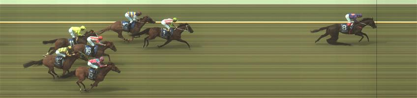 Warrnambool Race 4 No.9 Deeling Us In @ $19 - price unlikely   Result : Unplaced at SP $8.00. Good market support. Always out the back and eased out of the challenge just prior to the home turn. Outcome -0.72 Units