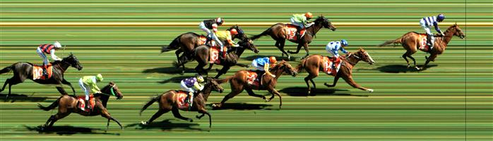 Caulfield Race 1 No.8 Monarch Court @ $7.50 (0.77 UNIT WIN)   Result : Unplaced at SP $7.00. Running from midfield, had the winners back on the turn but could not go on with it. Outcome -0.77 Units.