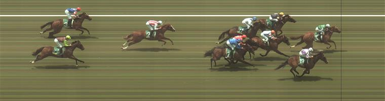 Geelong Race 1 No.3 Bounty Hustler @ $7.50 (0.77 UNIT WIN) - nb offer at sportsbet on this race.   Result : Unplaced at SP $7.00. Coming from midfield and became under pressure from the turn and finished towards the back of the field. Outcome -0.77 Units.