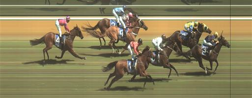 Hamilton Race 5 No.6 Goosey Fair @ $4.40 (1.5 UNITS WIN)   Result :  2nd  at SP $4.60. From the back, made a move prior to the turn to join in the lead three wide, may have hit the lead briefly in the final 150m or s0 but was overtaken quickly by the favourite, D'grammy ($2.30 SP), who won by about half a length. Outcome -1.50 Units