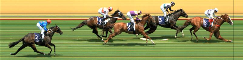 🏆🏆🏆🏆Flemington Race 3 No.5 Silentz @ $2.40 (1.5 UNITS WIN)    Result :  1st  at SP $2.60, Best Tote $2.70, Betfair $2.86. After having a nice run in transit behind the leaders moved up to join and head the leader at about the 150m mark and went on to win by about a length. Outcome +3.60 Units