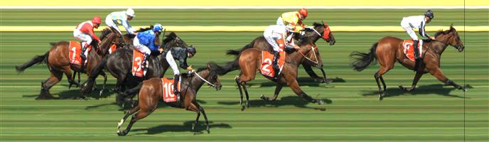 SANDOWN Race 1 No. 5 Monarch Court @ $2.50 (1.5 UNITS WIN)   Result : 2nd at SP $4.00. After settling behind the leader and eventual winner, Zabelarina ($4.60 SP), joined in the lead soon after straightening up but was no match for the winner. Outcome -1.50 Units.   🏆🏆🏆🏆🏆🏆 SANDOWN Race 1 No. 8 Zabelarina @ $4.80 (1.32 UNITS WIN)   Result : 1st at SP $4.60, Best Tote $5.20, Betfair $5.62. Lead all the way from start to finish. Had a nice run in transit and kicked at the 250m mark and never looked like losing. Outcome +6.32 Units    Side Note   : Quinella on Super Tab paid $10.10, Exacta $19.80.