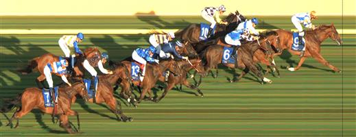 Sandown Race 8 No.12 Teodora @ $5 (1.25 UNITS WIN)   Result :  2nd  at SP $5.00. Settled towards the back where judging on previous races was hard to win from. In the straight ducked and weaved as it took inside runs to narrowly miss by three quarters of a length. Outcome -1.25 Units.  Sandown Race 8 No.14 Wee Gilly @ $10 - watch price   Result : Unplaced at SP $8.00. After settling in fourth, had a good run in transit but weakened late to finish sixth, a couple of length from the winner. Outcome -0.72 Units.