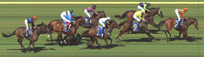 SANDOWN Race 6 No. 9 Think Babe @ $3.90 (1.5 UNITS WIN)   Result : 3rd at SP $4.00. Coming from towards the tail of the field, was one of the widest runners in the straight and finished strongly for 3rd. Outcome -1.50 Units.