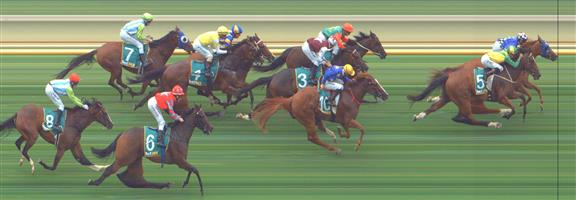 Wodonga Race 3 No.3 Malevolent @ $5 (1.25 UNITS WIN)   Result : Unplaced at SP $4.60. Three wide midfield and at the 200m loomed up as a chance but the tough run probably told at the end as couldn't finish the job. Outcome -1.25 Units.