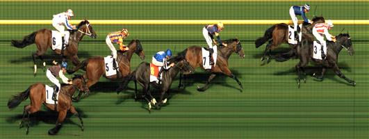 M.VALLEY (N) Race 6 No. 8 Bringit @ $14 - watch price   Result : Non Qualifier - 4th at SP $14.00