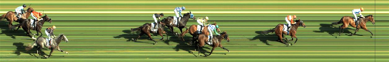 CAULFIELD Race 5 No. 9 Convict Sam @ $4.20 (1.5 UNITS WIN)   Result : 4th at SP $4.20. Coming from a midfield position hooked out on the turn to make its run home and ran on without ever threatening the winners finishing a number of lengths behind. Outcome -1.50 Units.