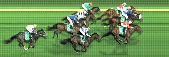 CRANBOURNE Race 4 No. 5 Tristano @ $7.50 (0.84 UNIT WIN)   Result : Unplaced at SP $8.00. Settled midfield and hard ridden from the turn but in a bunched finish on the line, finished towards the tail of the field. Outcome -0.84 Units.