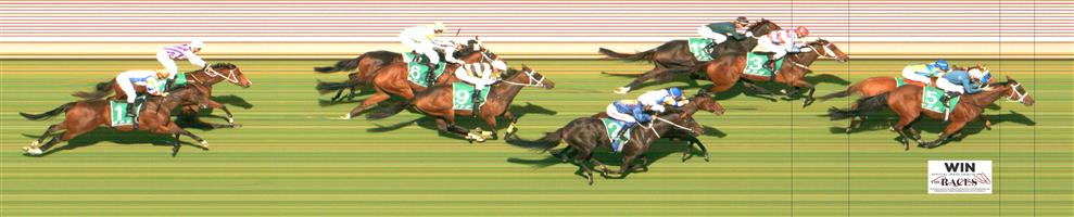 MORPHETTVILLE Race 4 No. 8 Thunder Cloud @ $3.20 (1.5 UNITS WIN)  Result: 2nd at SP $3.40. Coming from midfield, stayed to the inside in the run home and had to come in between runners in the run home including the winner, Olympic Academy (SP $41.00), who proved too strong in the run to the line. Outcome -1.50 Units.
