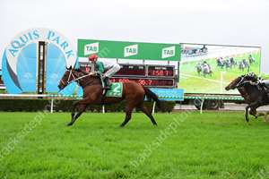 GOLD COAST Race 8 No. 9 Kenedna @ $4.60 (1.39 UNITS WIN)  Result: Unplaced at SP $5.00. Travelled midfield however failed to respond when placed under pressure rounding the home turn and finished towards the tail of the field. Outcome -1.39 Units.