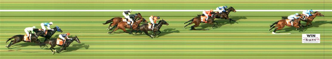 🏆🏆🏆🏆🏆MORPHETTVILLE Race 2 No. 1 Clearly @ $3.20 (1.5 UNITS WIN)   Result :  1st  at SP $4.00, Best Tote $4.00, Betfair $4.50. Settled in fourth but went up three deep on the turn, took the lead at the 200m and kept on finding to the line to score victory. Outcome +4.80 Units.