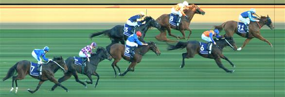 FLEMINGTON Race 8 No. 9 One More Try @ $5 (1.25 UNITS WIN)   Result : Unplaced at SP $6.00. Settled midfield and only got going / made ground when the race was all but won. Outcome -1.25 Units.   🏆🏆🏆🏆🏆🏆 FLEMINGTON Race 8 No. 11 Spanner Head @ $4.40 (1.5 UNITS WIN)   Result :  1st  at SP $4.40, Best Tote $4.40, Betfair $4.53. Settled in third, couple of lengths away from the leaders. Straighted in clean room and by the 200m mark, had taken the leave and was too strong from there to score victory. Outcome +6.60 Units