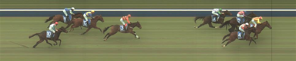 CASTERTON Race 4 No. 4 Ascot Red @ $2.15 (1.5 UNITS WIN)   Result :  3rd  at SP $2.20. Was absolutely flying home coming from towards the tail but just missed on the line. Barnstorming finish though. Outcome -1.50 Units.