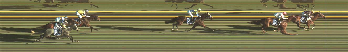 BALLARAT Race 6 No. 6 Silver Stratum @ $41 (0.13 UNIT WIN)  Result: Unplaced at SP $41.00. Always midfield and held ground in the straight without ever threatening for the win. Outcome -0.13 Units.