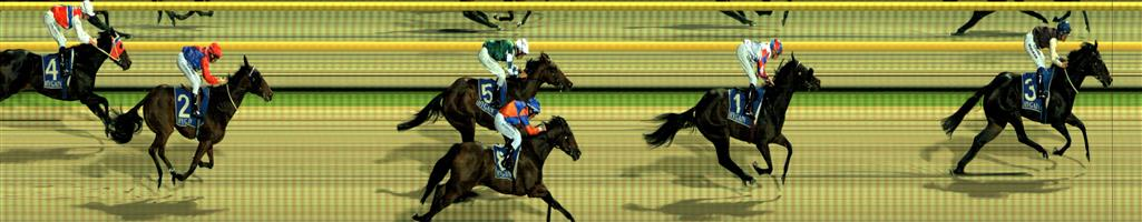 🏆🏆🏆🏆🏆RACING.COM SYNTH Race 3 No. 3 Redeemer @ $13 (0.42 UNIT WIN)  Result: 1st at SP $5.50, Best Tote $6.30, Betfair $4.99. Coming from the back, got to the outsider and really let go from the top of the straight to put up two to three length lead with about 200m to go and won comfortably. Outcome +5.42 Units.