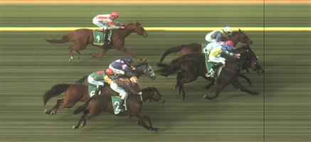GEELONG Race 3 No. 3 Mr Bodecker @ $15 (0.36 UNIT WIN)  Result: Unplaced at SP $12.00. From a midfield position, lost a little ground around the turn but did finish well despite being out of winning contention. Outcome -0.36 Units.