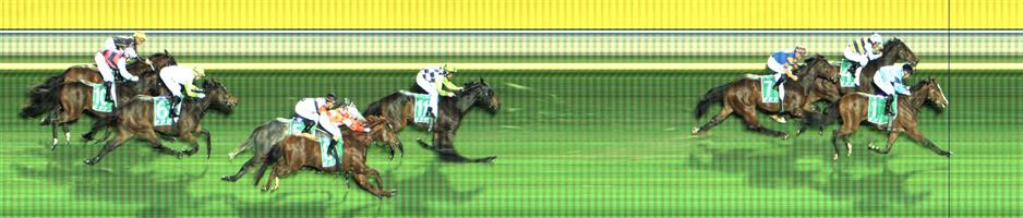 CRANBOURNE Race 6 No. 4 Tristano @ $6 (1 UNIT WIN)  Result: 2nd at SP $8.00. Held the lead and pinched a mini break on the turn but just couldn't hold off the winner in the final stages of the race who finished off well. Little unlucky as lead for 1595m of the 1600m race. Outcome -1.00 Unit