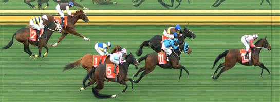 Sandown Race 7 No.5 Another Eclipse @ $19  Result: 4th at SP $21.00. Come from the back and despite finishing well, was too far back to be in winning contention. Outcome -0.28 Units  Sandown Race 7 No.6 Ryans Fender @ $5  Result: Unplaced at SP $3.80. Despite sitting close to the lead, in the straight, didn't have the necessary finish power to be in winning contention. Outcome -1.25 Units