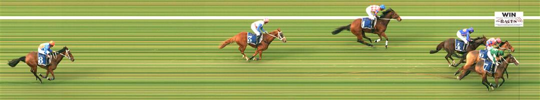 MORPHETTVILLE P Race 1 No. 4 Andrea Mantegna @ $2.30 (1.5 UNITS WIN)   Result : 3rd at SP $1.95. In the jumps, settled midfield though did have the lead with a jump to go, though weakened late to finish third. Outcome -1.50 Units.