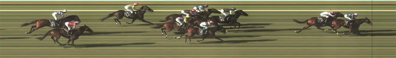 BENDIGO Race 5 No. 11 Casa Larada @ $21   Result : 3rd at SP $21.00. Settled in fourth and in the straight just whacked away without ever threatening for the win to just hold on for third. Outcome -0.25 Units.   IMAGE UNAVAILABLE   DOOMBEN Race 7 No. 5 Naantali @ $6.50   Result : 4th at SP $4.40. Settled just behind the leader. In the straight kept on coming and hit the line respectably, but just didn't have the finishing pace to win. Outcome -0.91 Units.