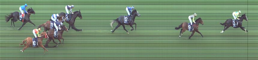 CAULFIELD Race 9 No. 5 Dee I Cee @ $101+   Result : Unplaced at SP $201.00. Settled towards the back and in the straight eased out to finish towards the tail. Outcome -0.05 Units.