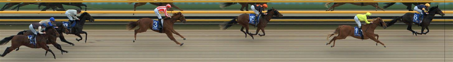 BALLARAT SYNTHET Race 1 No. 8 Super Bazooka @ $20   Result : Unplaced at SP $51.00. Settled towards the tail of the field though while finished slightly better than midfield, ran okay to the line. Outcome -0.26 Units.  BALLARAT SYNTHET Race 1 No. 9 The Banjo @ $18   Result : Unplaced at SP $26.00. Settled in the second half of the field, though battled okay to the line to finish midfield. Outcome -0.29 Units.