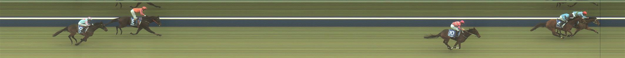 CASTERTON Race 2 No. 9 Truly High @ $5 NB: Hurdle race   Result : Unplaced at SP $5.00. Lost touch in the back straight when speed & pressure applied and boxed on to finish unplaced. Outcome -1.25 Units.