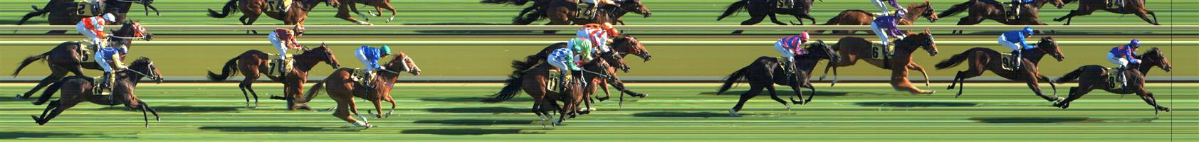 SWAN HILL Race 5 No. 1 Three Legs In @ $8.50   Result : Unplaced at SP $8.00. Settled in around fourth but when it peeled out to make its run home it was just one paced and finished a little better than midfield. Outcome –0.67 Units