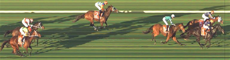 SANDOWN LAKESIDE Race 8 No. 8 Spanner Head   Result : Unplaced at SP $9.00. Settled midfield though was struggling on the turn and finished in the last part of the field. Outcome -0.63 Units.  SANDOWN LAKESIDE Race 8 No. 14 The Statesman   Result : 3rd at SP $21.00. Settled midfield and in the straight had a clean run and finished off well in the last part of the race to claim third but never really threatened for the win. Outcome -0.25 Units.