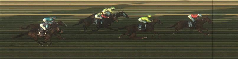 BENDIGO Race 10 No. 5 Write Your Name   Result : 2nd at SP $2.60. Settled just behind the leader, was chasing hard all the way down the straight though unable to make up sufficient ground. Outcome -1.50 Units.  BENDIGO Race 10 No. 8 Chouxter   Result : Unplaced at SP $4.20. Last from start to finish. Outcome -1.50 Units.  BENDIGO Race 10 No. 10 Rocket Empire   Result : Unplaced at SP $5.50. Settled midfield but didn't finish off to finish in the last part of the field. Outcome -1.11 Units