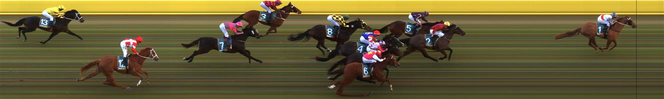 DONALD Race 9 No. 4 Fabians Spirit   Result : Unplaced at SP $6.00. After settling fourth, loomed up to make its run but peaked at about the 150m mark and finished midfield. Outcome -1.00 Unit.  DONALD Race 9 No. 6 Lope De Field   Result : Unplaced at SP $41.00. Ran on well from the back but never a winning chance to finish midfield. Outcome -0.13 Units.