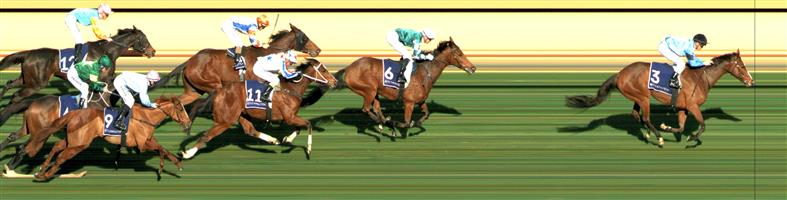 🏆🏆🏆🏆 FLEMINGTON Race 4 No. 3 Lord Belvedere  Result : 1st at SP $3.10, Best Tote $3.10, Betfair $3.65. Settled midfield on the rails but got to the outside just prior to the turn. Raced up to the leaders and went past them going on to win by a couple of lengths. Outcome +4.65 Units.   FLEMINGTON Race 4 No. 6 The Statesman  Result : 2nd at SP $13.00. Settled one back, one off the leaders. On the turn joined in for a share of the lead but was no match for the winner but still held on for second comfortably. Outcome -0.42 Unit.   FLEMINGTON Race 4 No. 10 Chelkar  Result : Unplaced at SP $18.00. Settled in the last part of the field. Was limited for room until about 250m to go but from then on just held its ground. Outcome -0.29 Units.
